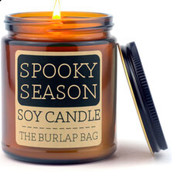 Spooky Season Candle