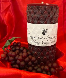 Dragon Scales Candle-Napa Valley Scent